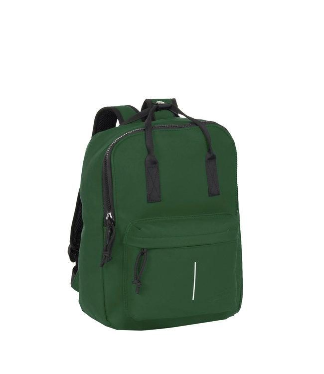 New Rebels Mart Handel waterproof backpack dark green