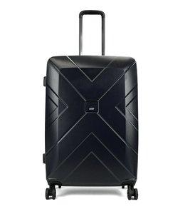 Oistr Denver 74cm 4-wiel trolley zwart