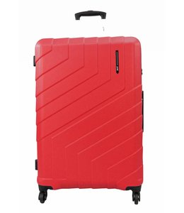 Line Brooks 75cm 4-wiel trolley chili red