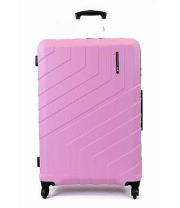 Line Brooks 75cm 4-wiel trolley pink