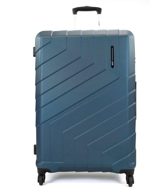 Line Brooks 65cm 4-wiel trolley pearl blue