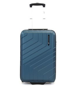 Line Brooks 55cm 2-wiel trolley pearl blue