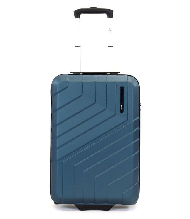 Line Brooks 55cm 2-wiel trolley pearl blue