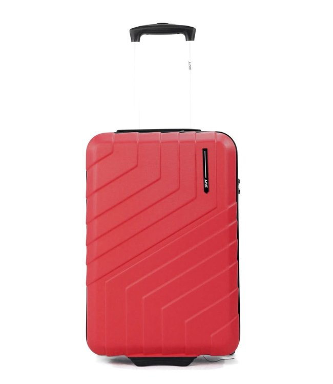 Line Brooks 55cm 2-wiel trolley chili red