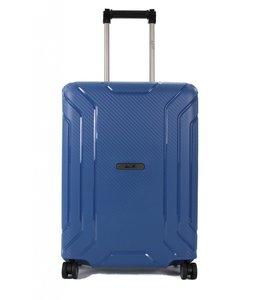 Line Hoxton 55cm trolley-handbagage navy grey