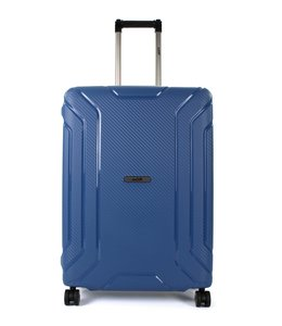 Line Hoxton 65cm trolley navy grey