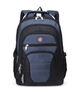 "AOKING 15.6"" Laptop backpack navy"