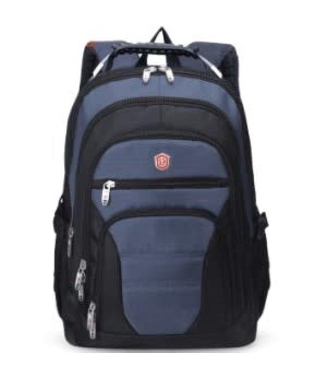 "AOKING 15.6"" Laptop backpack navy"