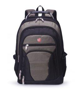 "AOKING 15.6"" Laptop backpack grey"