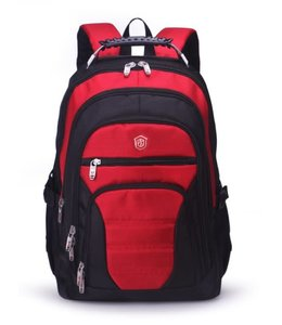 "AOKING 15.6"" Laptop backpack red"
