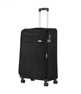 CarryOn Air 77cm 4-wiel trolley zwart