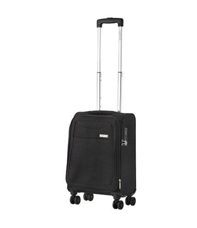 CarryOn Air 55cm expandable trolley zwart