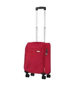 CarryOn Air 55cm expandable trolley cherry red