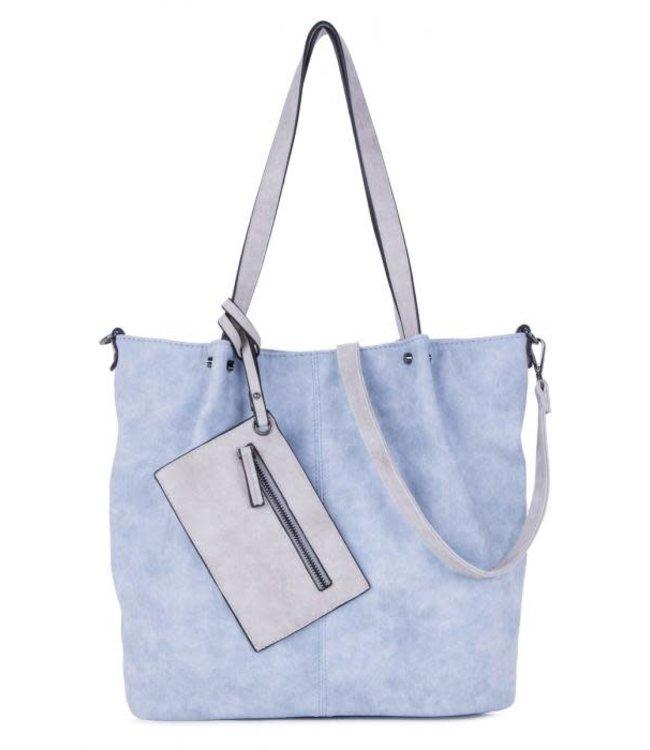 Emily & Noah 300 Bag in Bag light blue