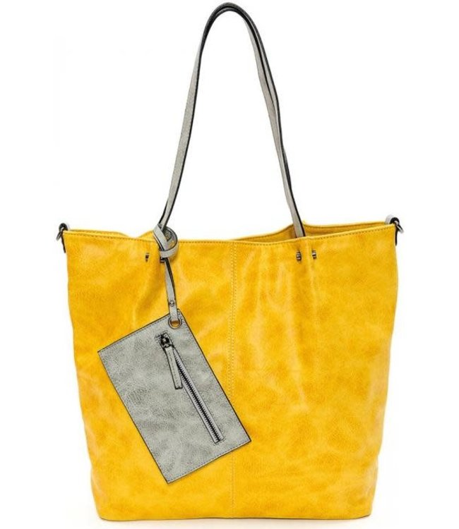 Emily & Noah 300 Bag in Bag yellow