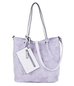 Emily & Noah 300 Bag in Bag light lilac