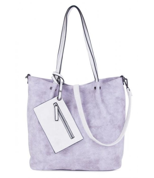 Emily & Noah 300 Bag in Bag light lilac