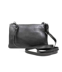 Bear Design Uma portemonnee tasje zwart