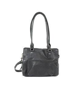 Bear Design Rita dames handtas zwart