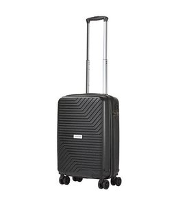 CarryOn Transport 55cm cabin luggage black