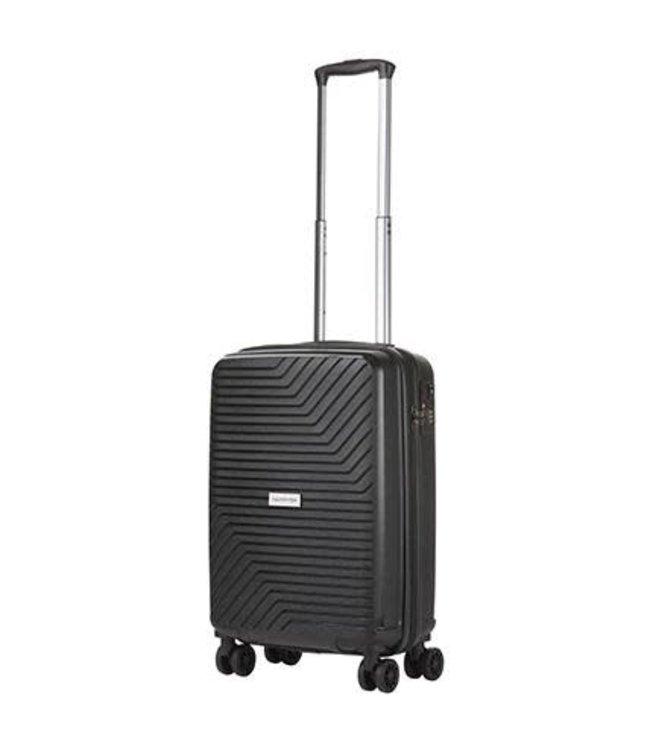 CarryOn Transport 55cm cabin luggage black
