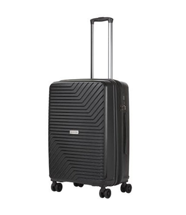 CarryOn Transport 65cm trolley black