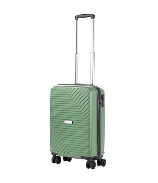 CarryOn Transport 55cm cabin luggage olive green