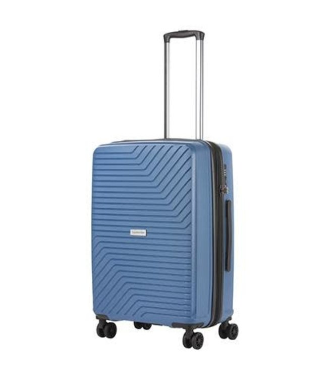 CarryOn Transport 65cm trolley blue jeans