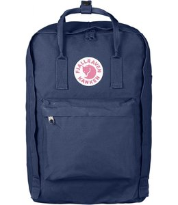 "Fjällräven Kanken 17"" laptoprugzak royal blue"