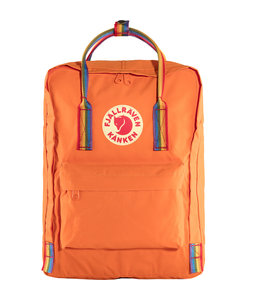 Fjällräven Kanken Rainbow burnt orange
