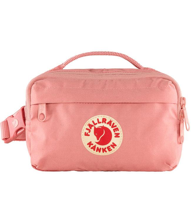 Fjällräven Kanken hip pack pink