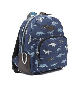 Zebra Trends Rugzak boys dino blue