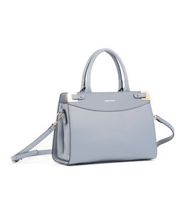 Daniele Donati 296 Luxe handtas light blue