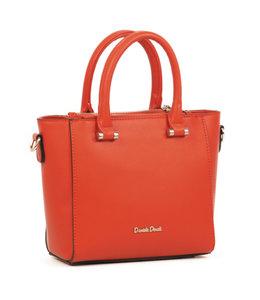 Daniele Donati 331 handtasje rood