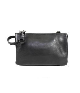 Bear Design Alessia portemonnee tasje zwart
