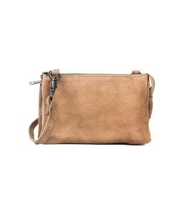 Bear Design Alessia portemonnee tasje taupe