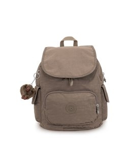 Kipling City Pack S true beige
