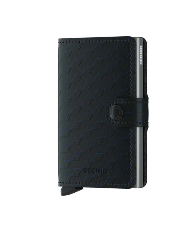 Secrid Miniwallet Optical Black-Titanium