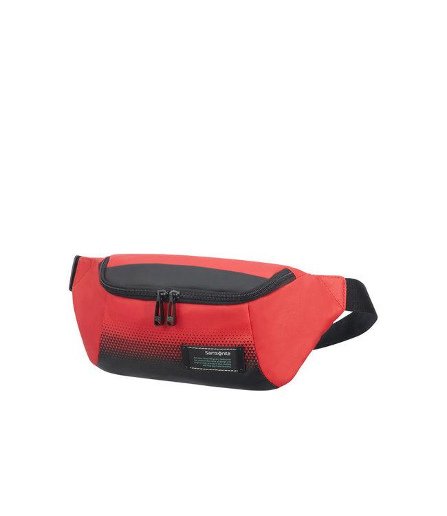 Samsonite Cityvibe 2.0 waist bag lava red