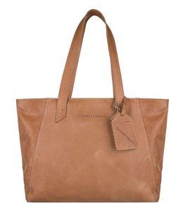 Cowboysbag Slanted bag jenner camel