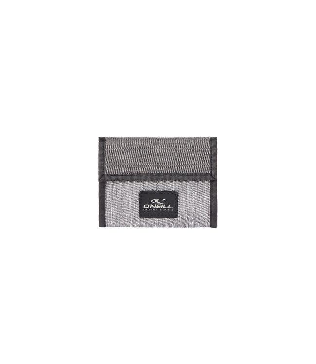O'Neill Pocketbook wallet mid grey melee