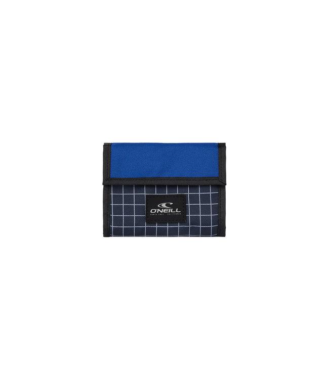 O'Neill Pocketbook wallet blue AOP