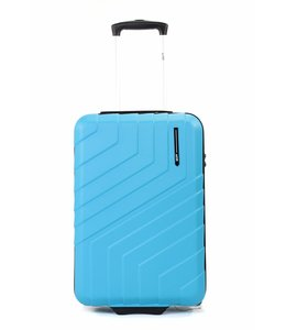 Line Brooks 55cm 2-wiel trolley blue
