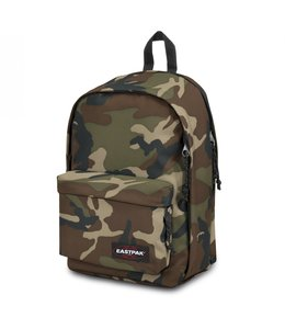 "Eastpak Back to Work 15.6"" laptop-rugzak camo"