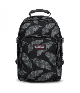"Eastpak Provider 15.6"" Laptop Rugtas brize leaves black"