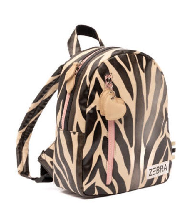Zebra Trends Rugzak S zebra pink