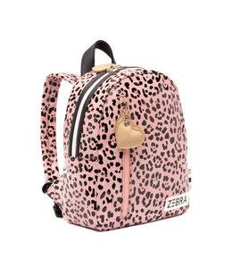 Zebra Trends Rugzak S pink spots