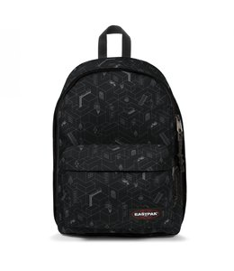 "Eastpak Out of Office 15.4"" laptop-rugzak blocks black"