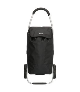 Beagles boodschappentrolley-winkelkarhaak zwart
