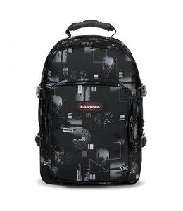 """Eastpak Provider 15.6"""" Laptop Rugtas shapes black"""
